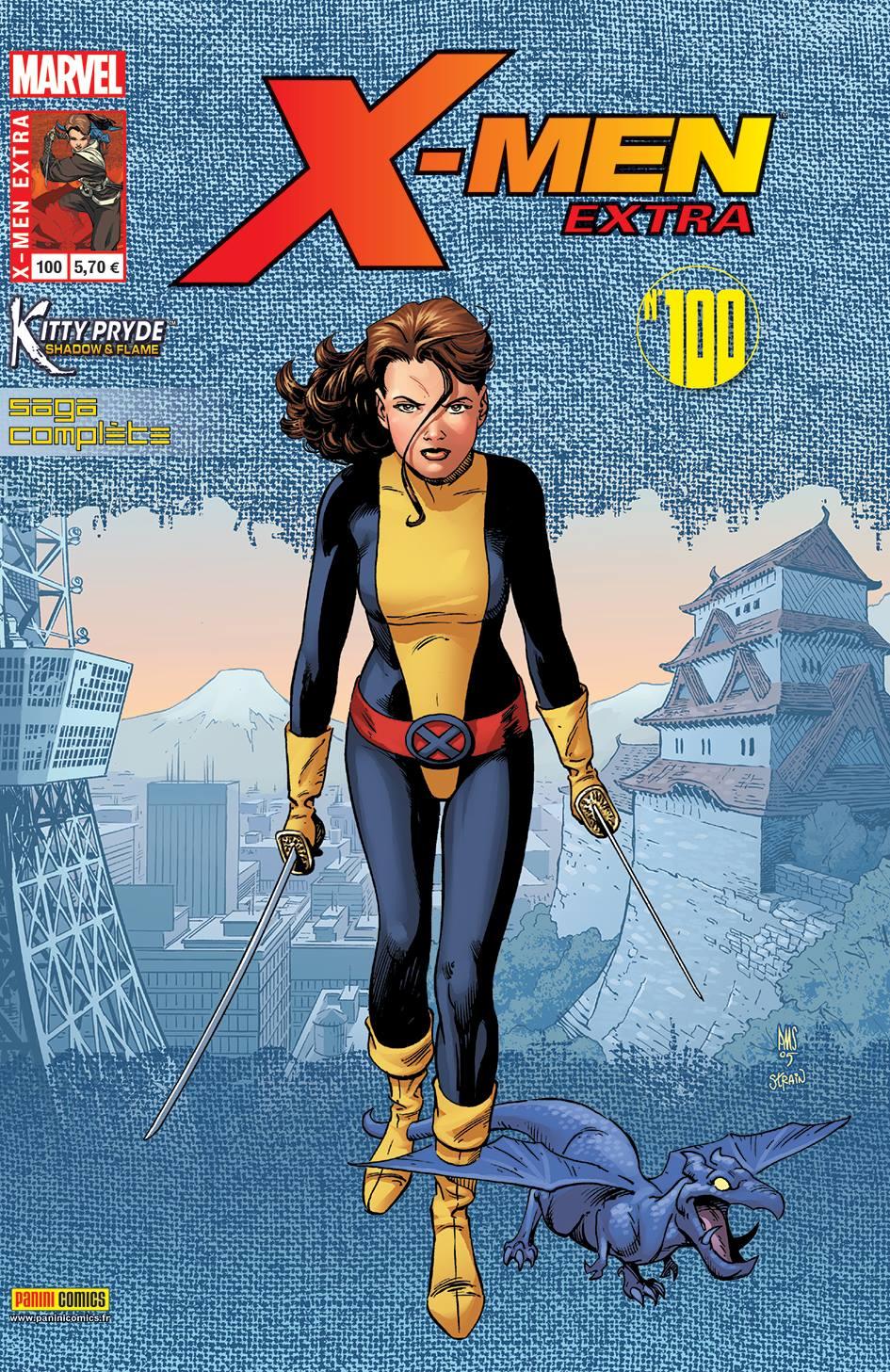 X-MEN EXTRA 100 : KITTY PRYDE - L'OMBRE ET LA FLAMME