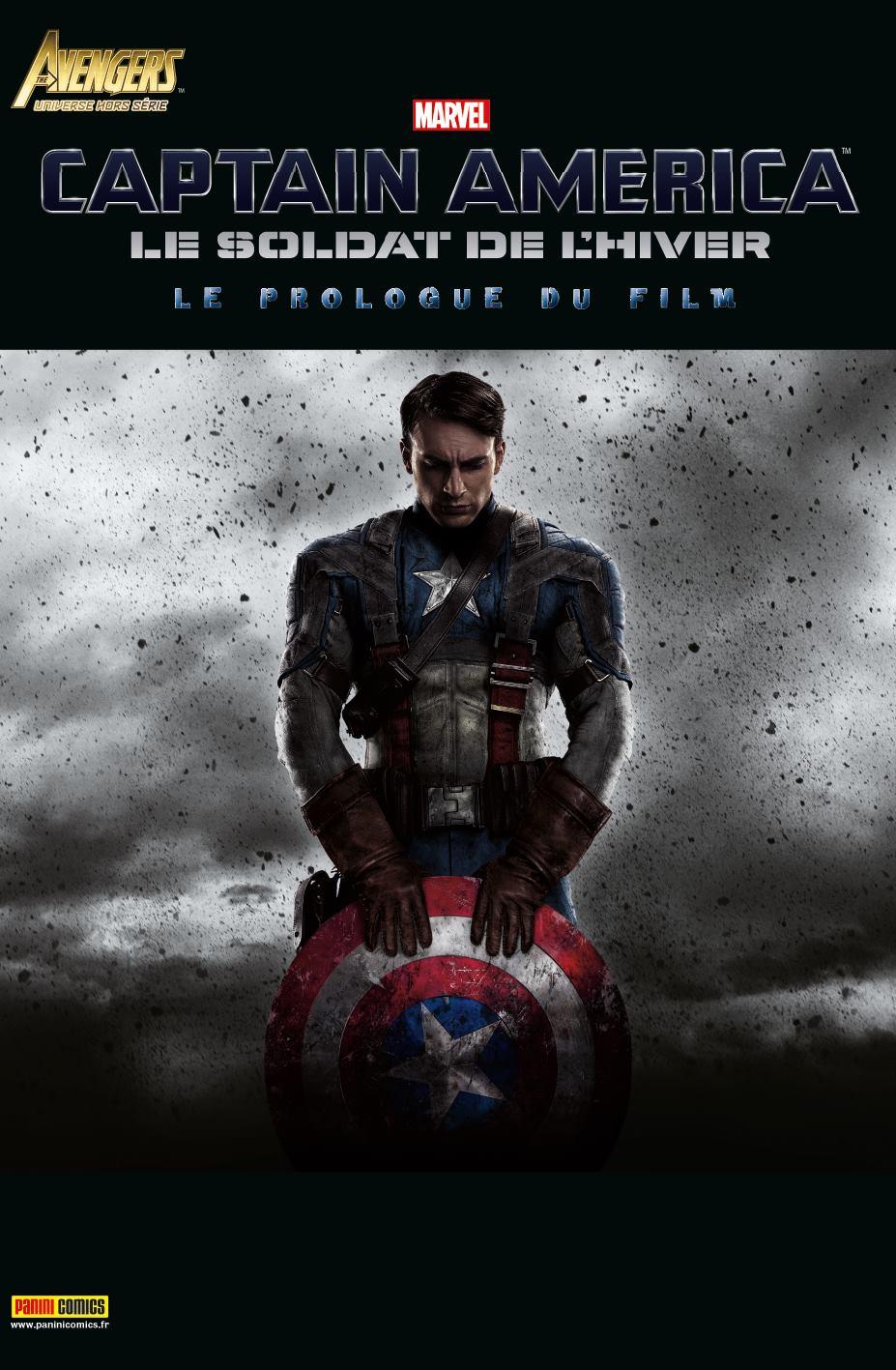 AVENGERS UNIVERSE HORS SÉRIE 2 : CAPTAIN AMERICA, LE SOLDAT DE L'HIVER - LE PROLOGUE DU FILM