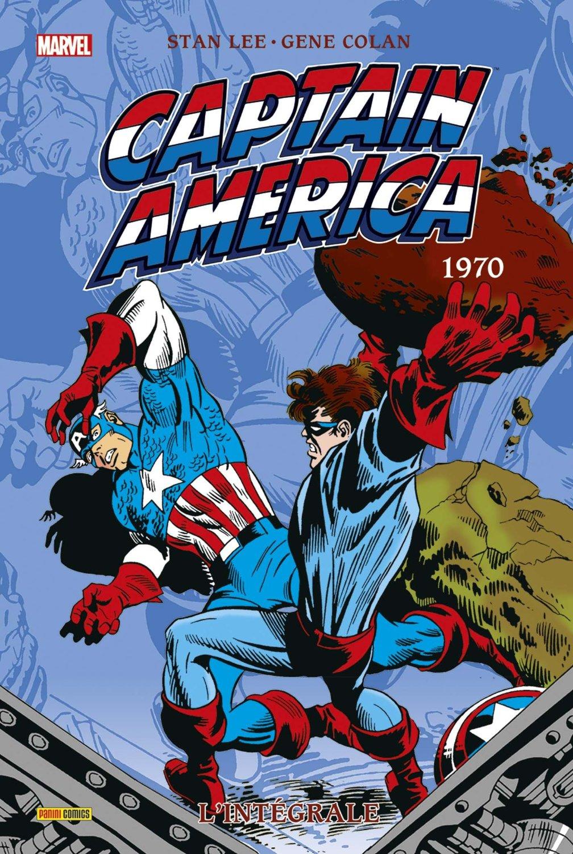 Captain America Intégrale 1970