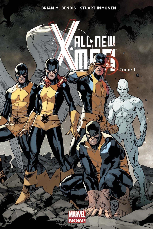 ALL-NEW X-MEN 1