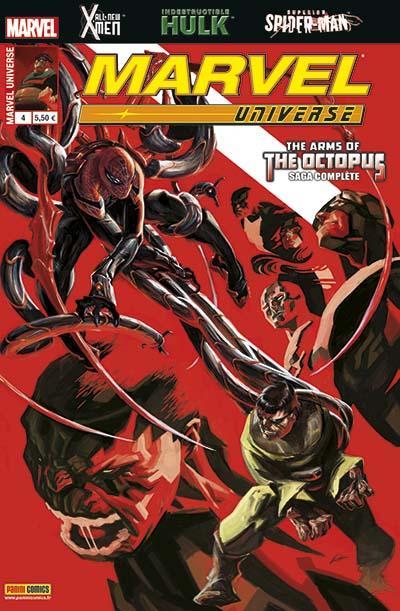 MARVEL UNIVERSE 4 : ALL-NEW X-MEN / HULK / SPIDER-MAN