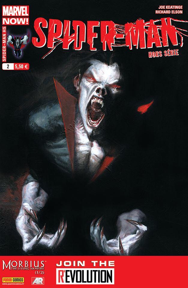 SPIDER-MAN HORS SÉRIE 2 : MORBIUS (1/2)