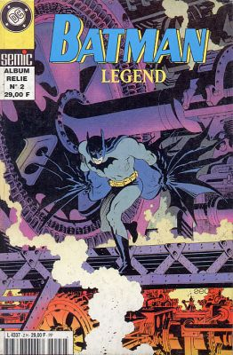 Batman Legend 5