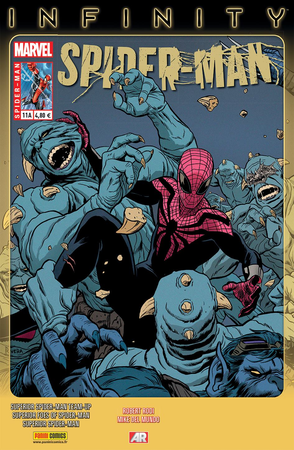 SPIDER-MAN 11 (Couv A)
