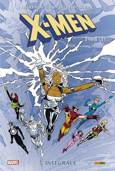 X-MEN : L'INTÉGRALE 1988 (I) (RÉÉDITION)