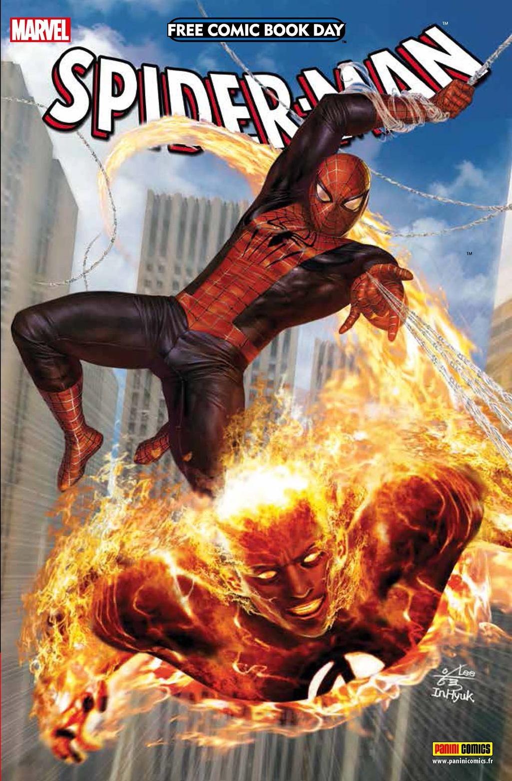 FCBD2014 - SPIDER-MAN