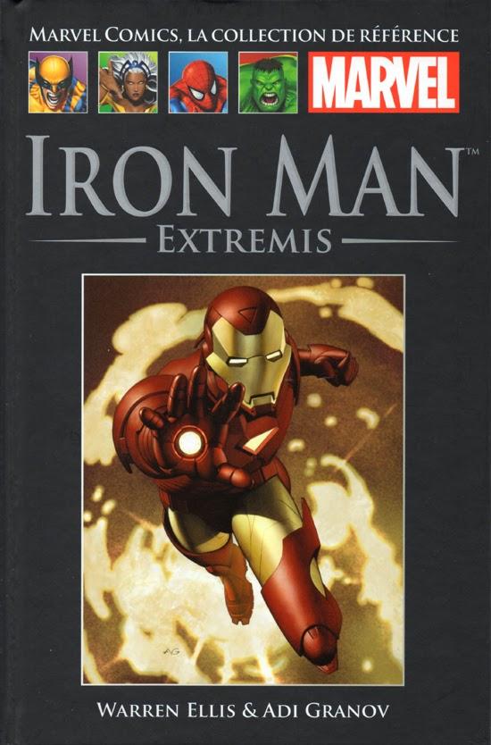Tome 40: Iron Man - Extremis