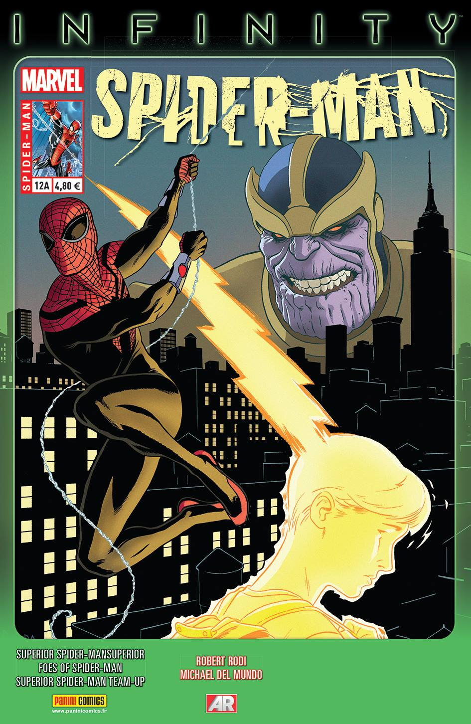 SPIDER-MAN 12 (Couv A)
