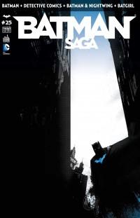 BATMAN SAGA #25