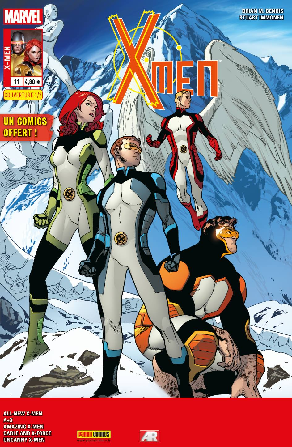 X-MEN 11 (Couv A1)