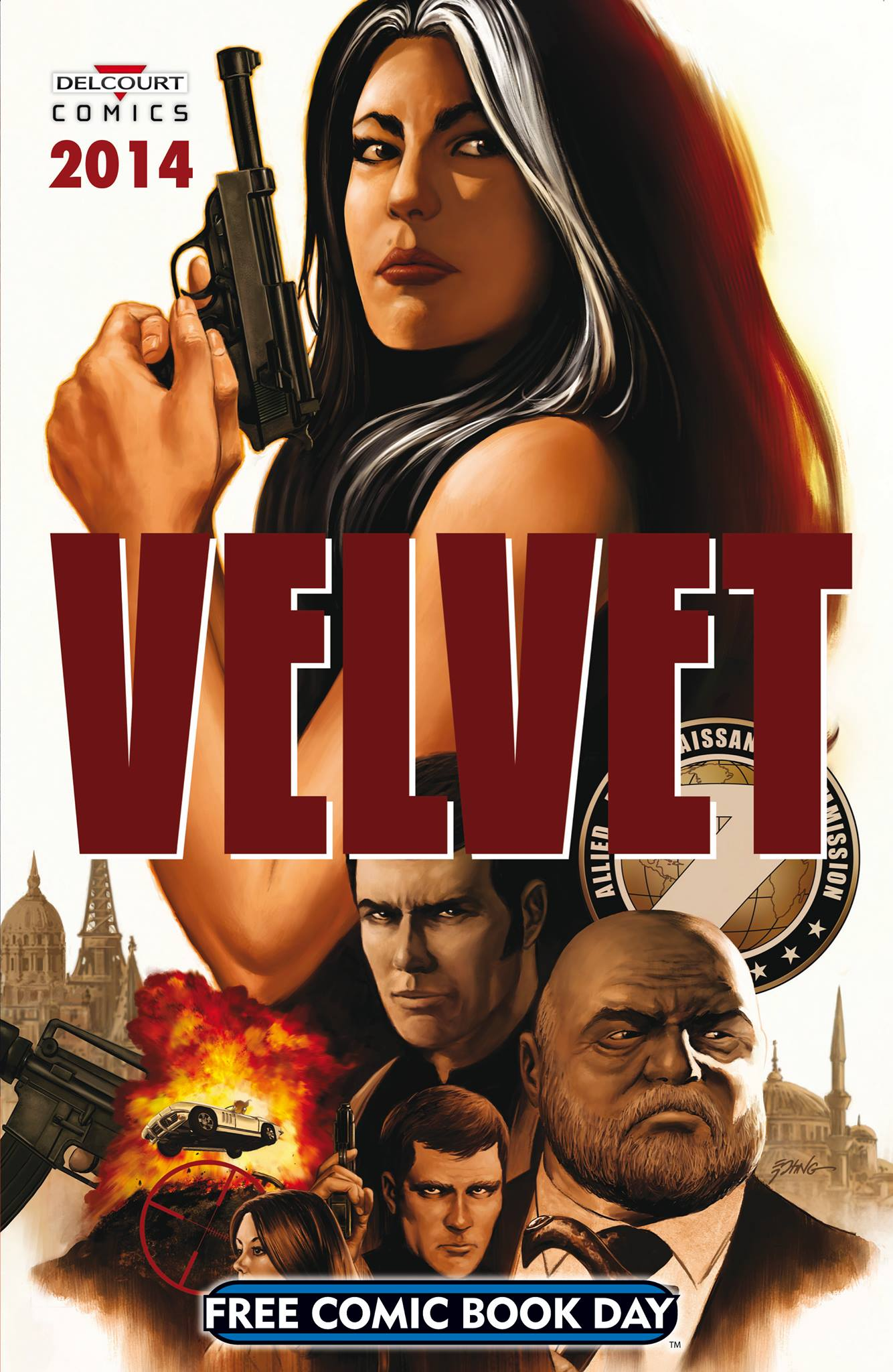 Velvet - Free Comic Book Day