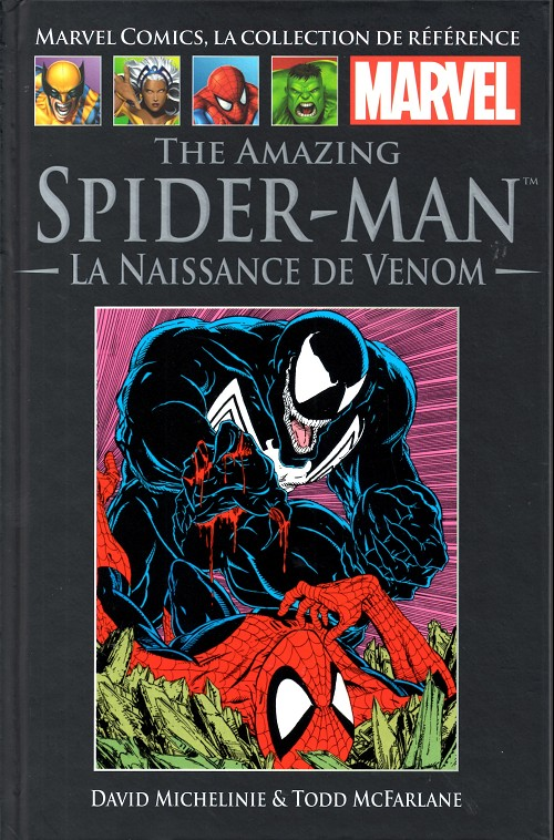 Tome 11: Amazing Spider-Man  -  La naissance de Venom