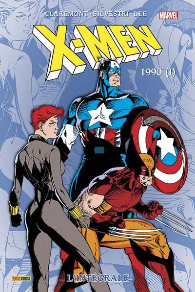 X-MEN : L'INTÉGRALE 1990 (I)