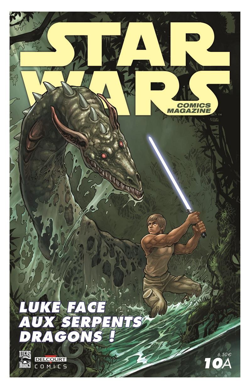 Star Wars Comics Magazine #10A