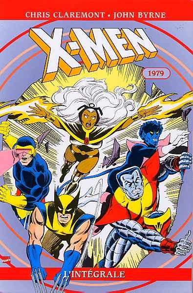 X-MEN : L'INTÉGRALE 1979