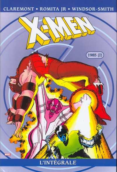 X-MEN : L'INTÉGRALE 1985