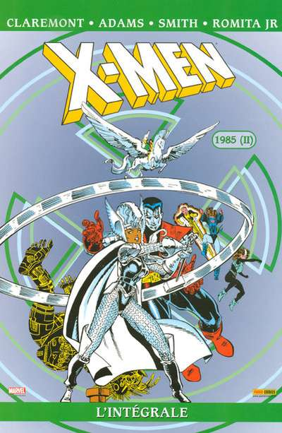 X-MEN : L'INTÉGRALE 1985 (II)