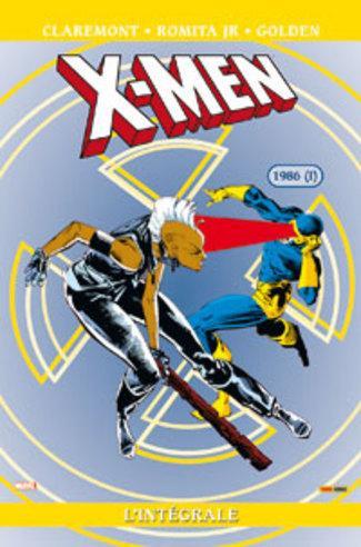 X-Men : L'intégrale 1986 (1)
