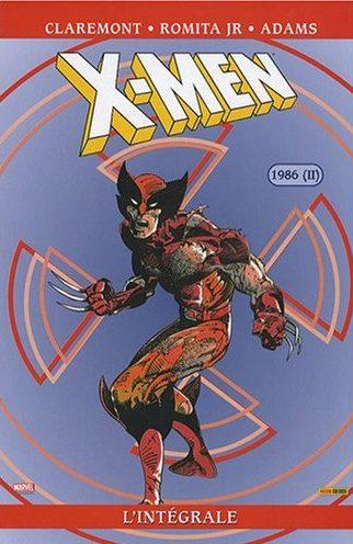 X-Men : L'intégrale 1986 (2)