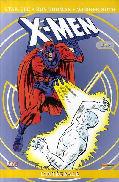 X-Men : L'intégrale 1966