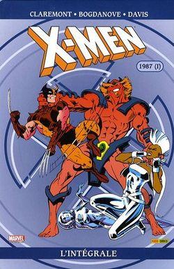 X-Men : L'intégrale 1987 (1)