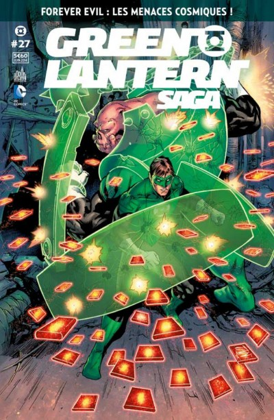 GREEN LANTERN SAGA #27