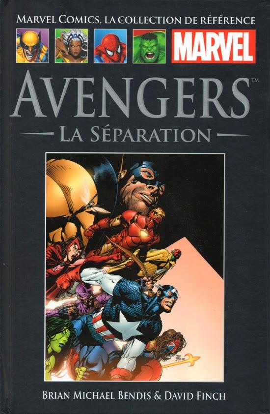 Tome 35: Avengers - La Séparation