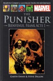 Tome 21: Punisher : Bienvenue Frank ! (1)