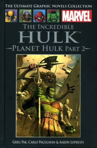Tome 19: Planète Hulk acte 2