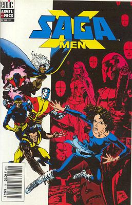 X-men Saga 14