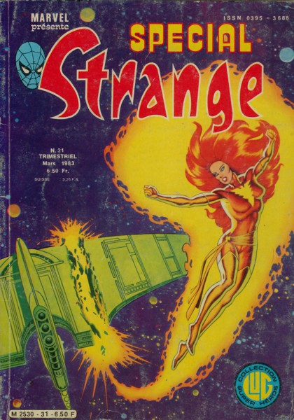 Spécial Strange 31