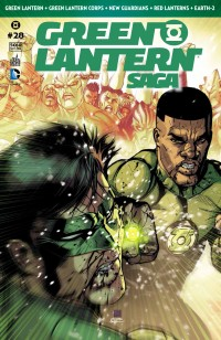 GREEN LANTERN SAGA #28