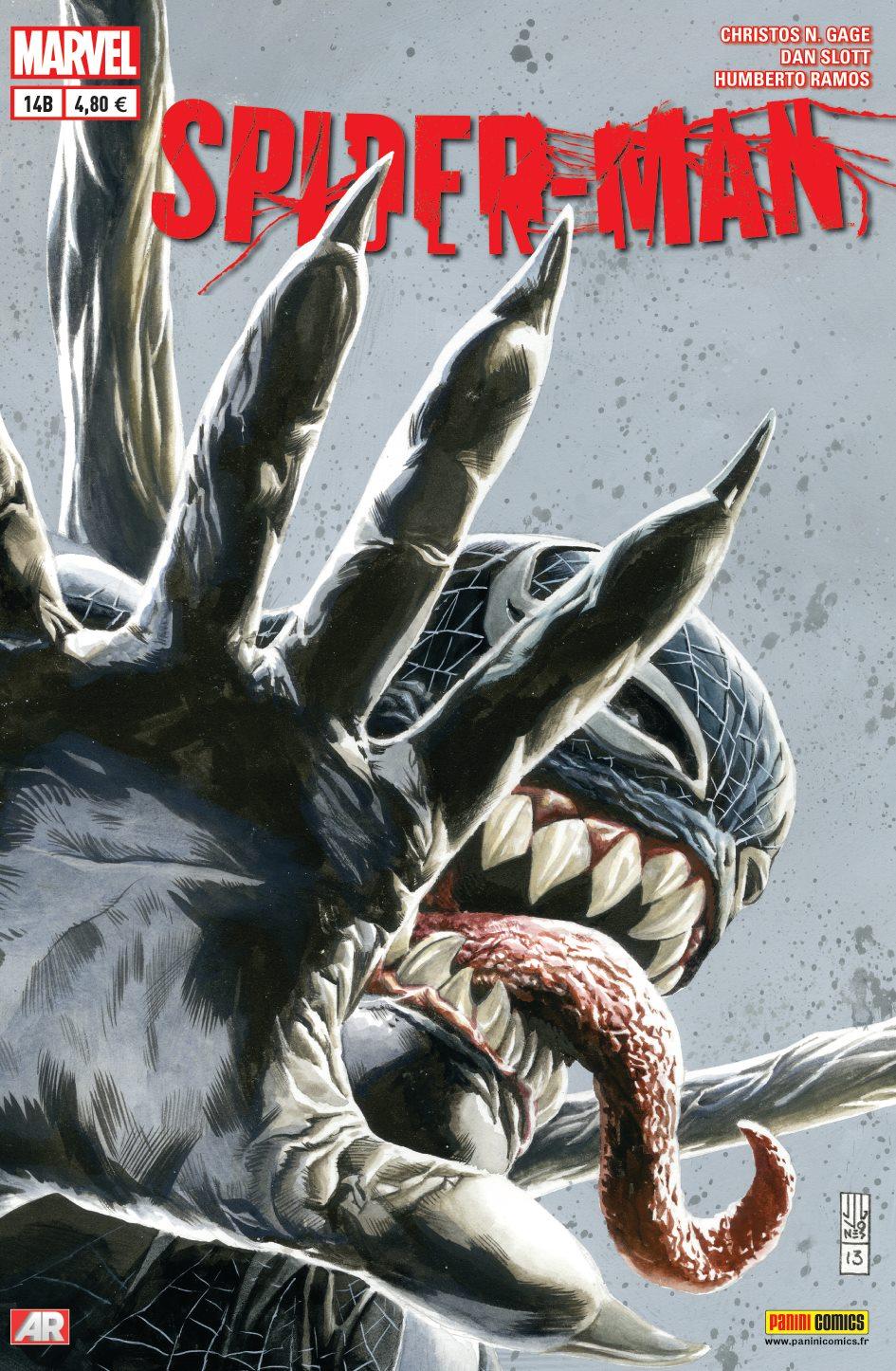 SPIDER-MAN 14 (Couv B)