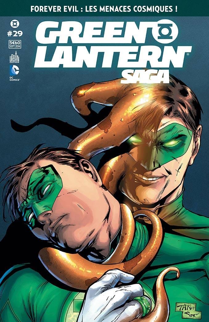 GREEN LANTERN SAGA #29