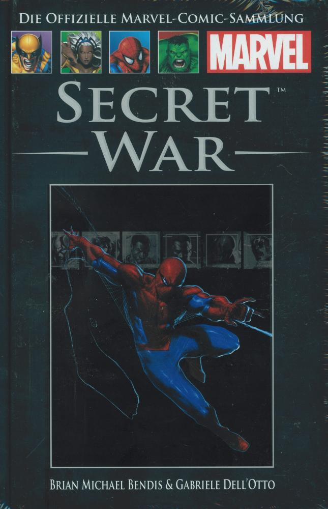 Tome 37: Secret War
