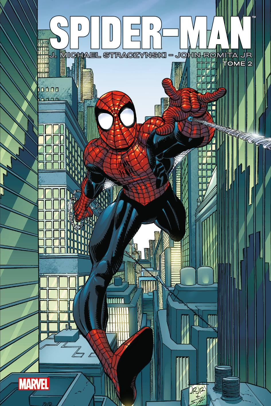 Spider-Man par J.M. Straczynski 2