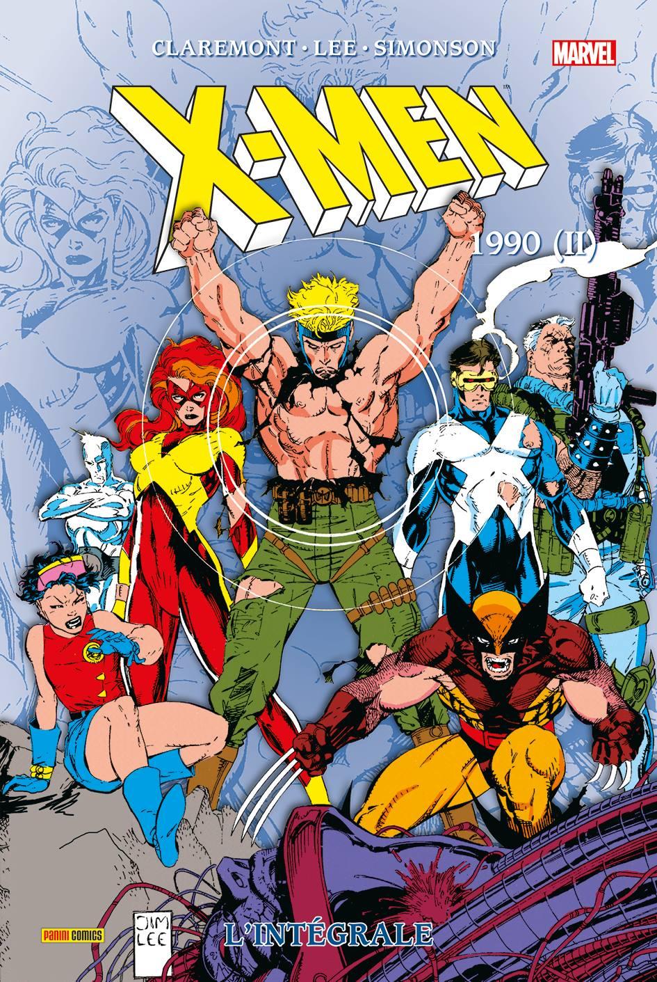 X-MEN : L'INTÉGRALE 1990 (II)