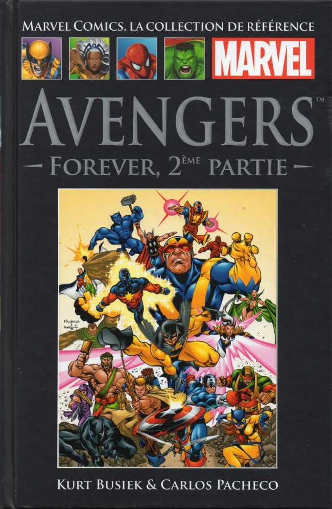 Tome 17: Avengers - Forever part 2