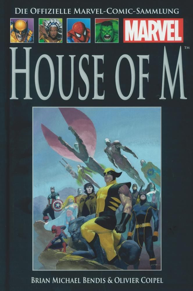 Tome 42: House of M