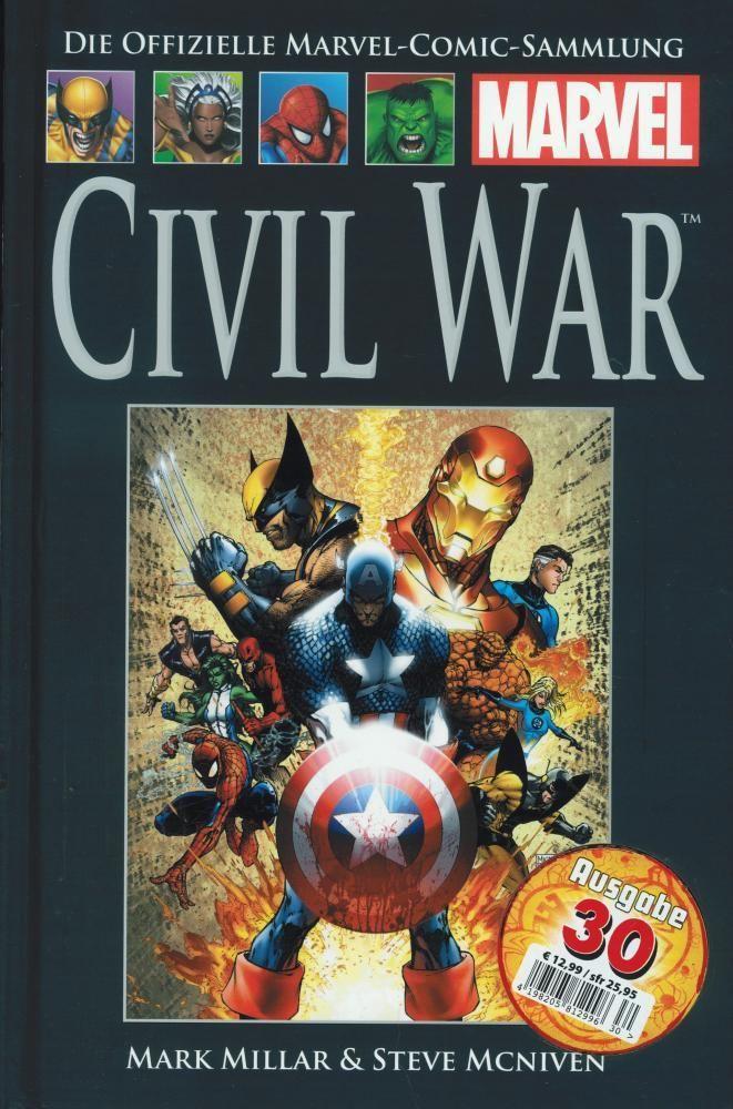 Tome 49: Civil War