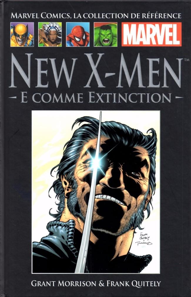 Tome 25: New X-Men  - E pour Extinction