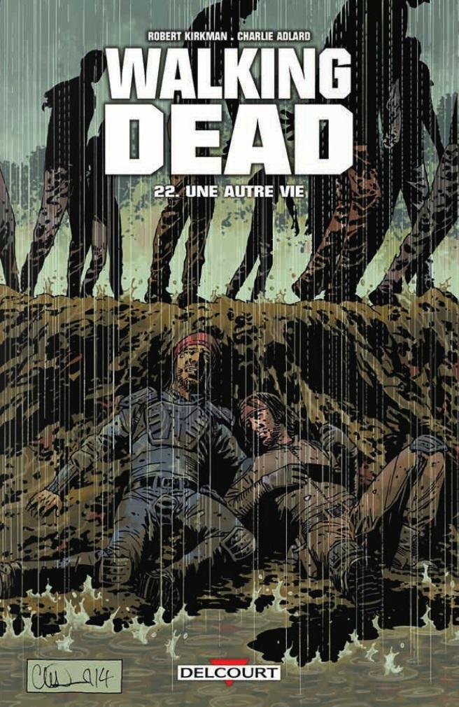 Walking Dead Tome 22. Une autre vie