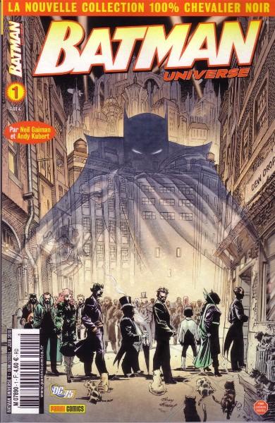 Batman Universe 1