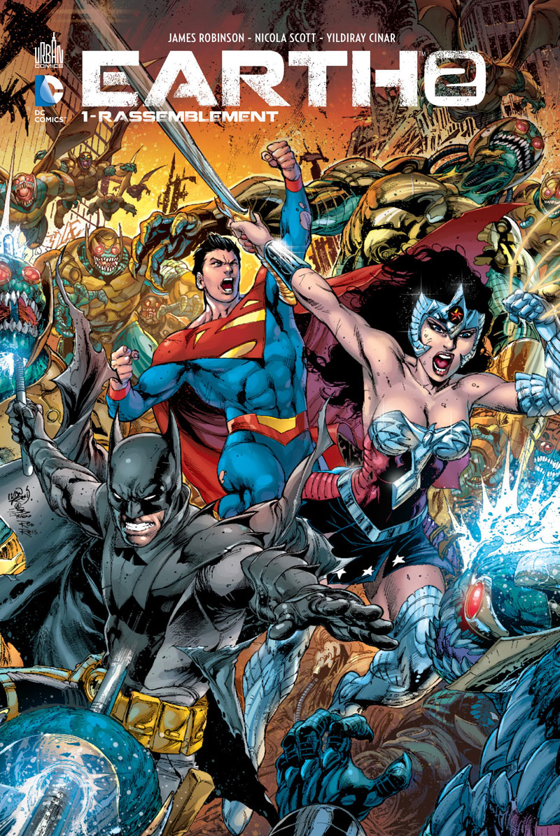 EARTH-2 TOME 1