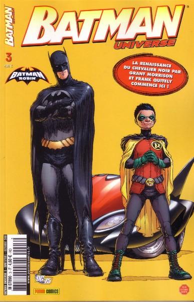Batman Universe 3