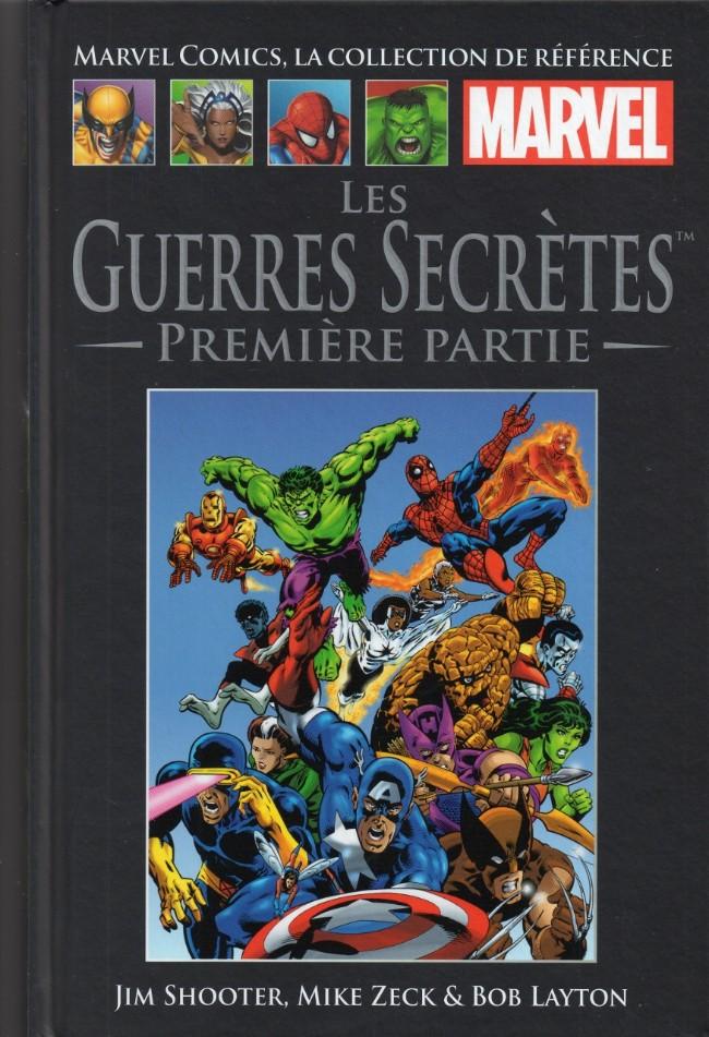 Tome 7: Les Guerres Secrètes (1)
