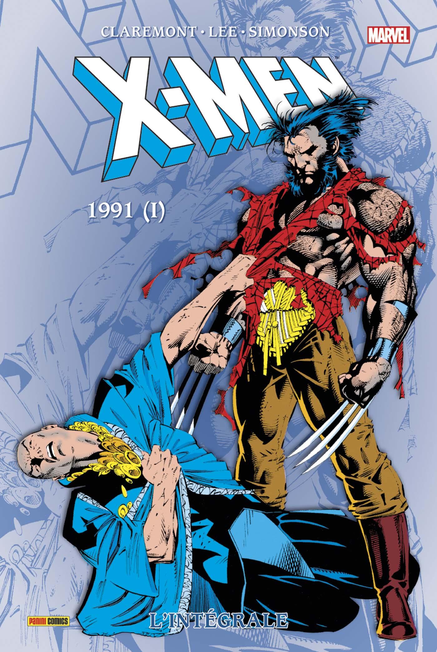 X-MEN : L'INTÉGRALE 1991 (I)