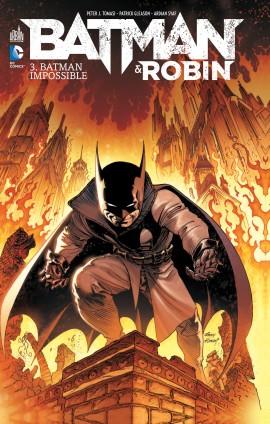 BATMAN & ROBIN TOME 3