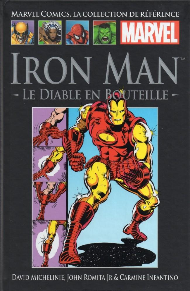 Tome 2 : Iron Man Le Diable en Bouteille