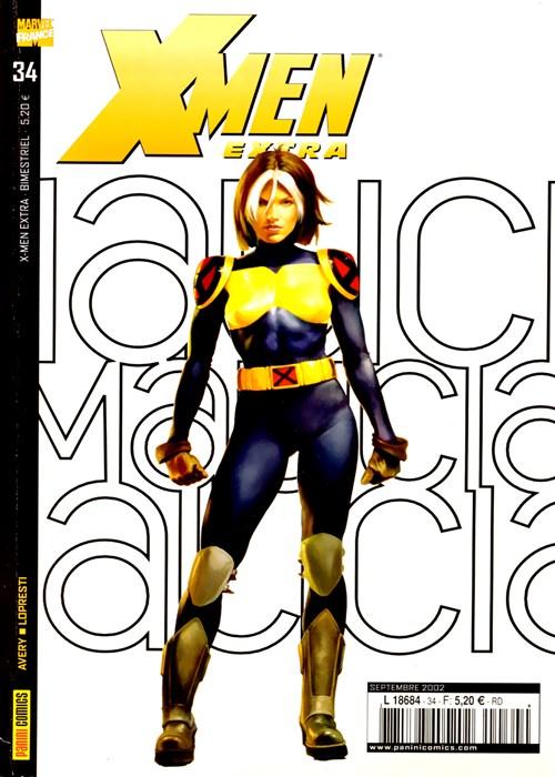 X-men Extra 34